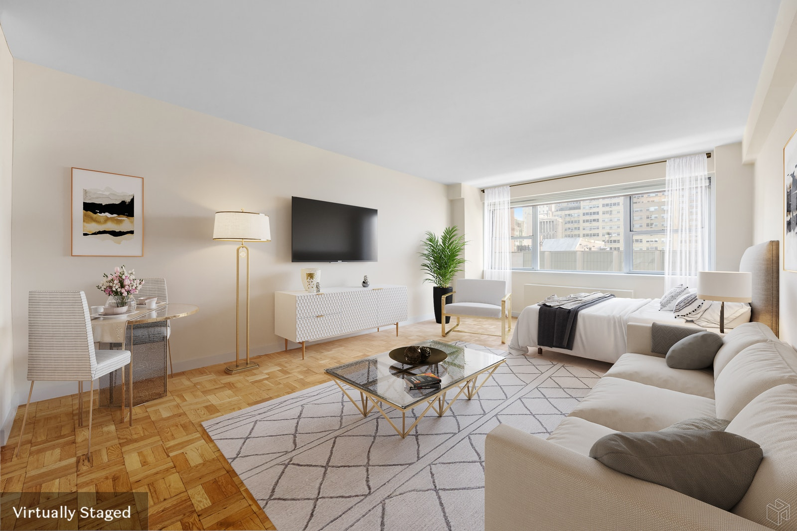 321 EAST 48TH STREET 10G, Midtown East, $598,000, Web #: 18726824