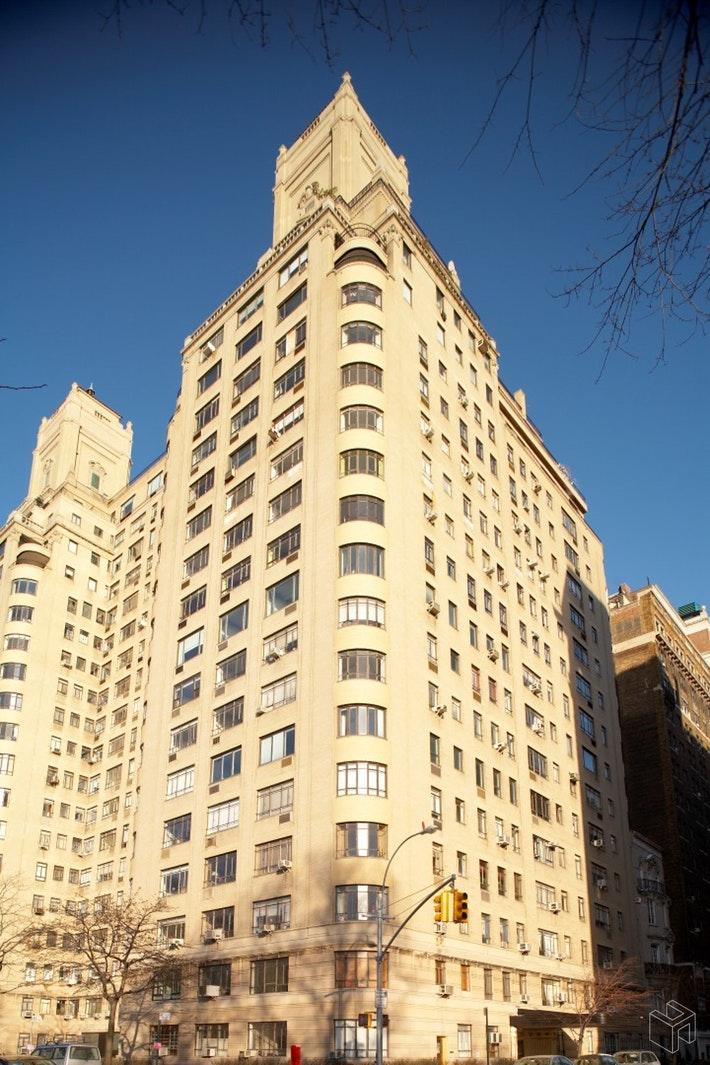 140 RIVERSIDE DRIVE 6/7J, Upper West Side, $3,995,000, Web #: 18805917