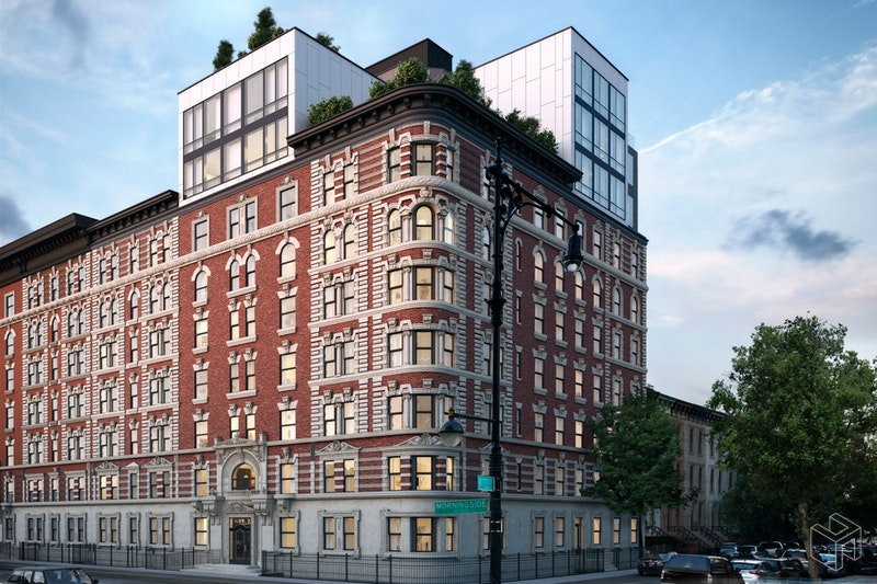 92 MORNINGSIDE AVENUE 2D, Harlem, $3,500, Web #: 18916201