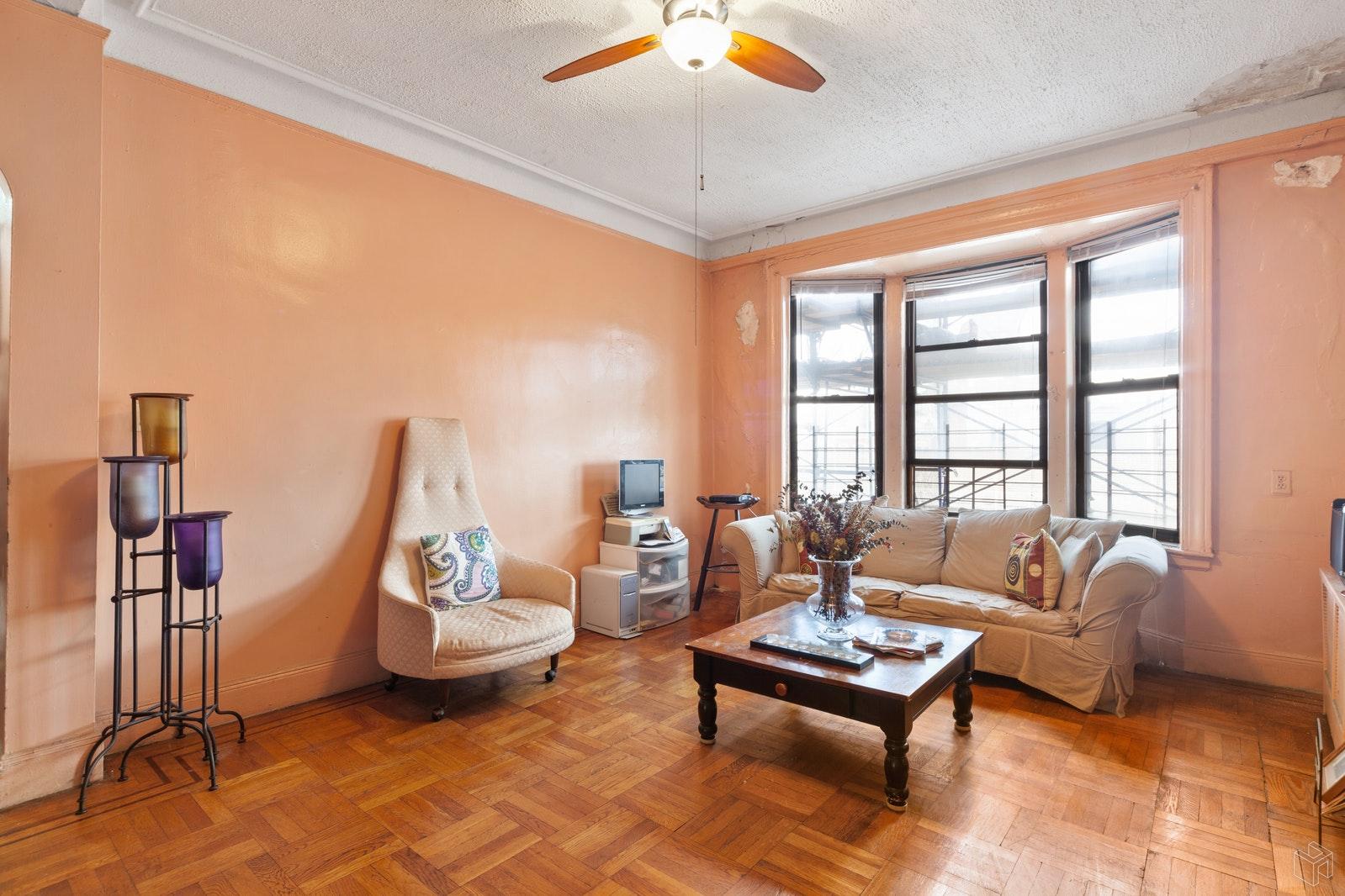 544 WEST 157TH STREET, Washington Heights, $465,000, Web #: 18965559