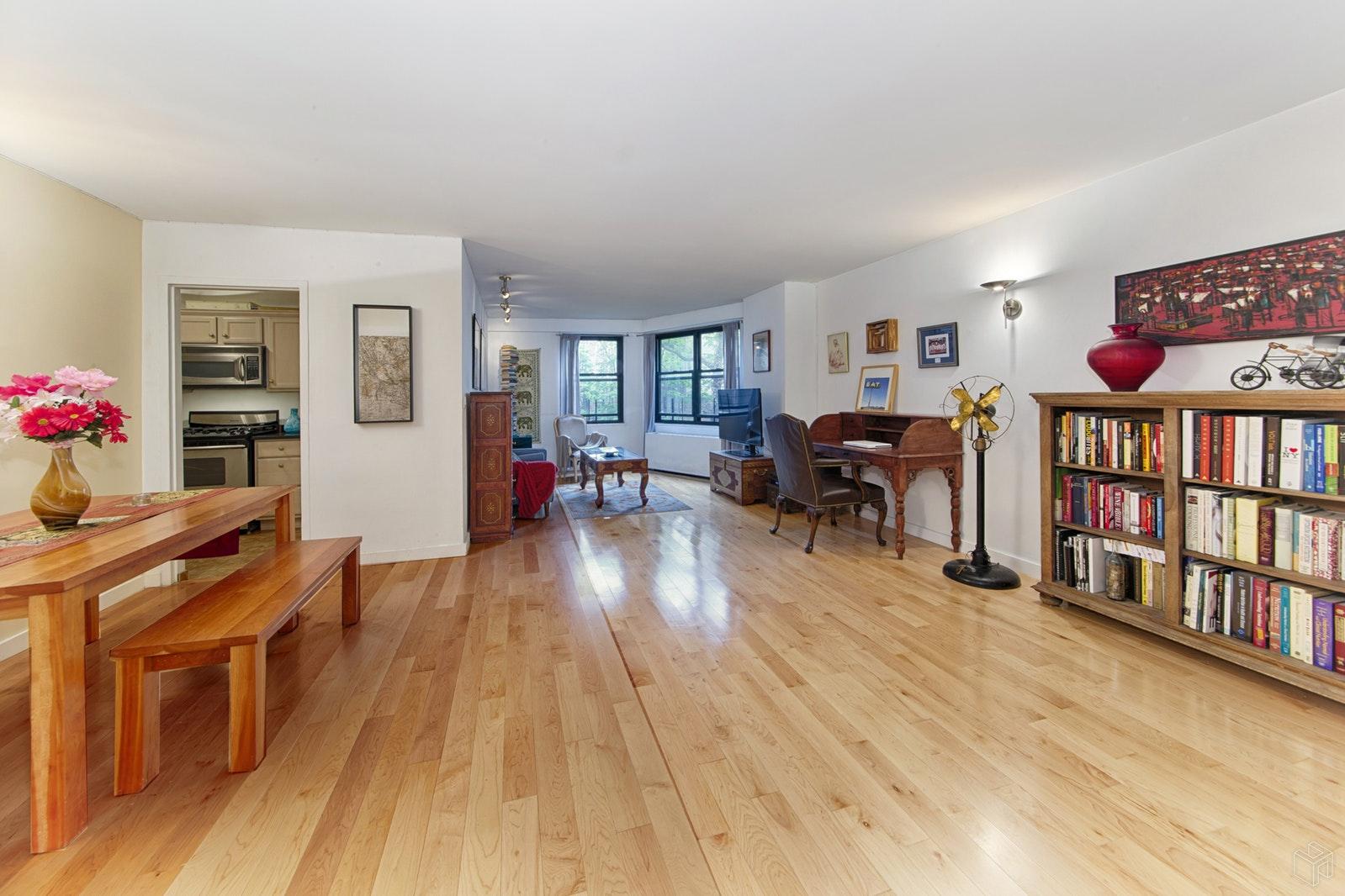 245 EAST 25TH STREET 4A, Gramercy Park, $725,000, Web #: 19014993