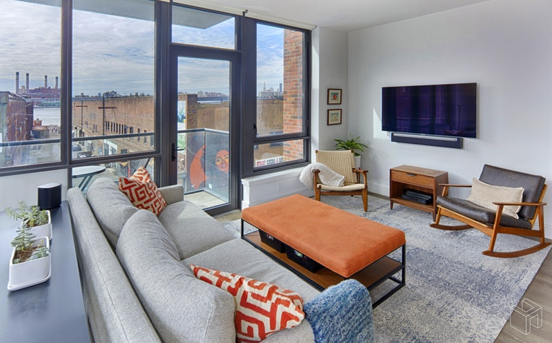 50 GREENPOINT AVENUE 4H, Greenpoint, $1,495,000, Web #: 19041345
