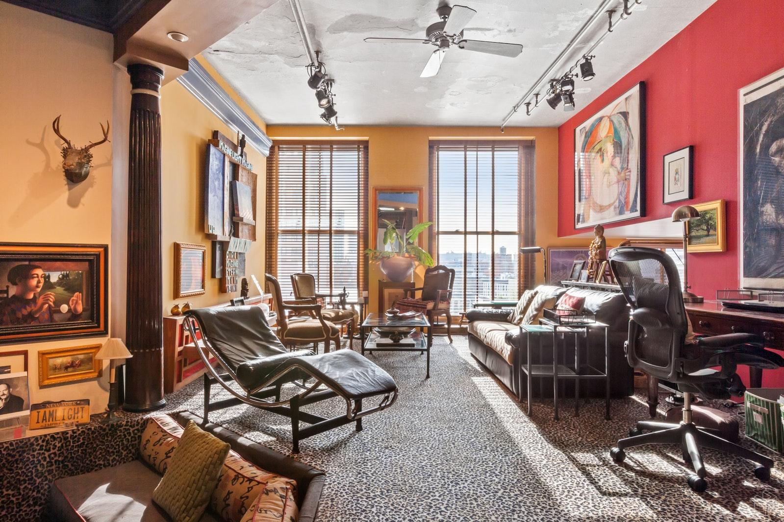 66 CROSBY STREET 6C, Soho, $1,495,000, Web #: 19065580
