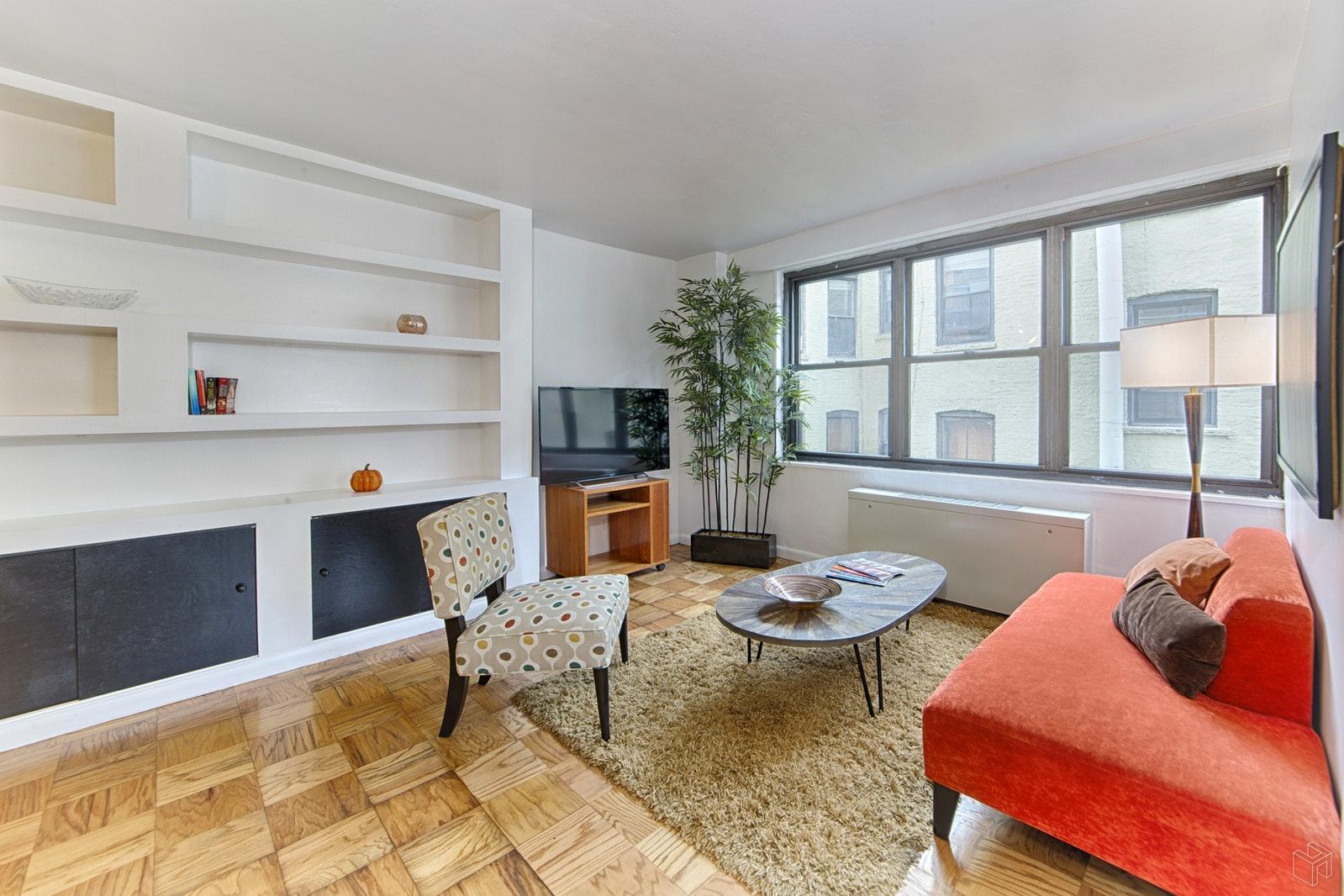245 EAST 25TH STREET 7H, Gramercy Park, $529,000, Web #: 19117434