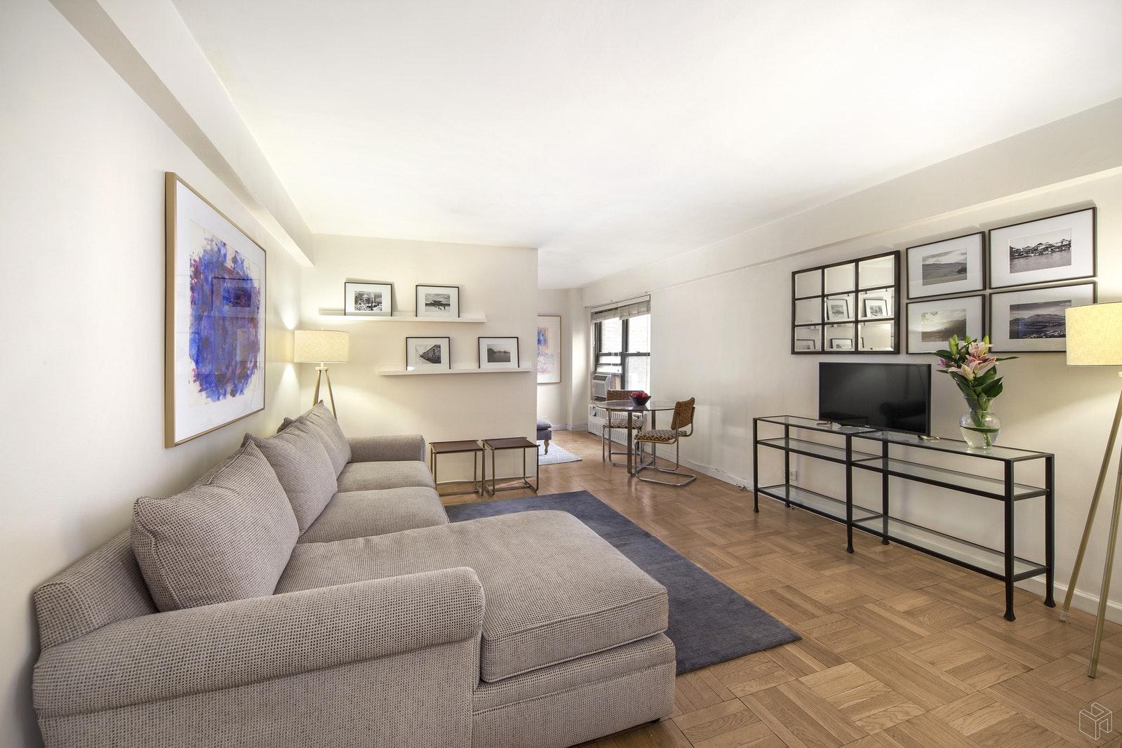 54 WEST 16TH STREET 4J, Chelsea, $530,000, Web #: 19182767