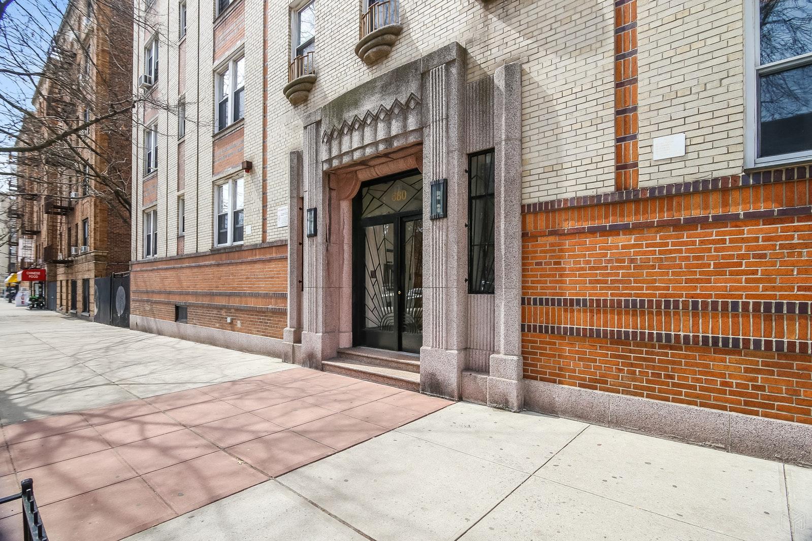 680 WEST 204TH STREET 2E, Inwood, $569,000, Web #: 19191269