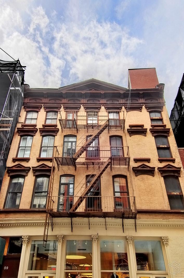159 MERCER STREET 3E, Soho, $7,700, Web #: 19195405