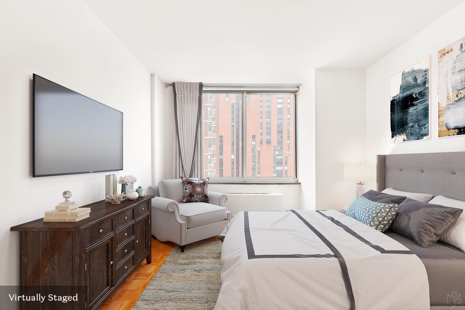 200 EAST 89TH STREET 16F, Upper East Side, $865,000, Web #: 19225769