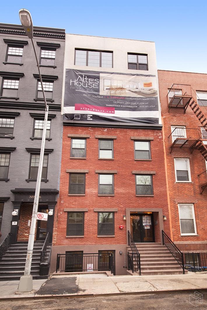 324 EAST 4TH STREET, East Village, $3,375, Web #: 19343616