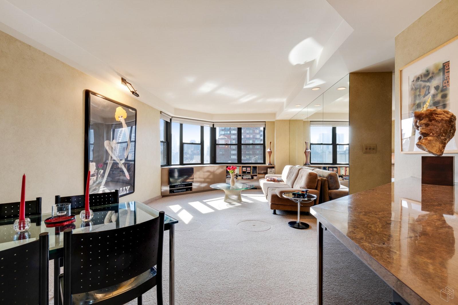 301 EAST 63RD STREET 17E, Upper East Side, $399,000, Web #: 19447129