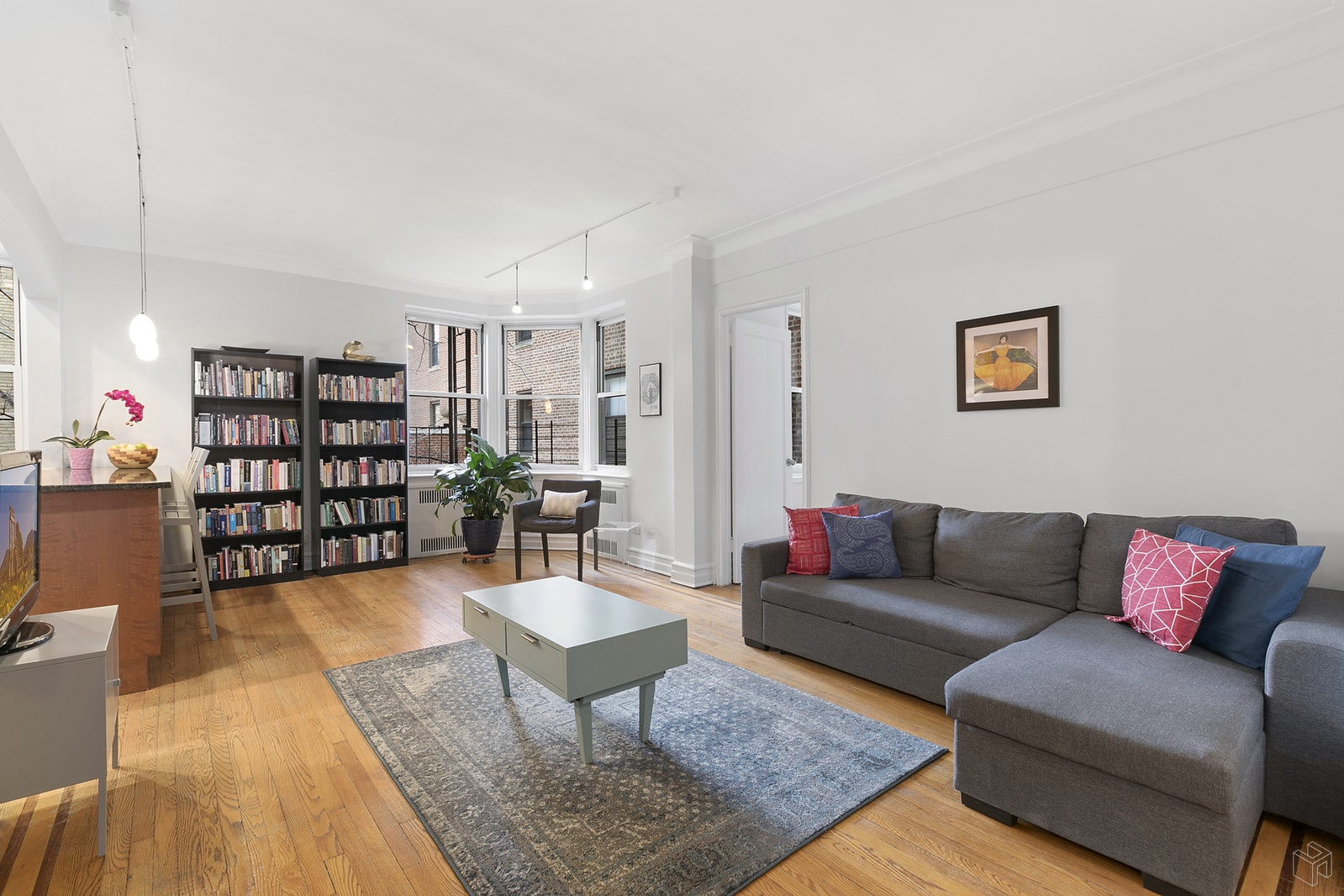 45 PLAZA STREET WEST 2G, Park Slope, $675,000, Web #: 19462881