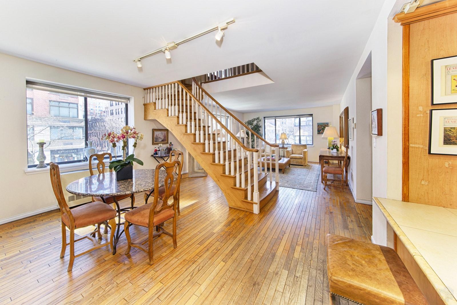 131 EAST 81ST STREET 2A/3A, Upper East Side, $3,150,000, Web #: 19477675