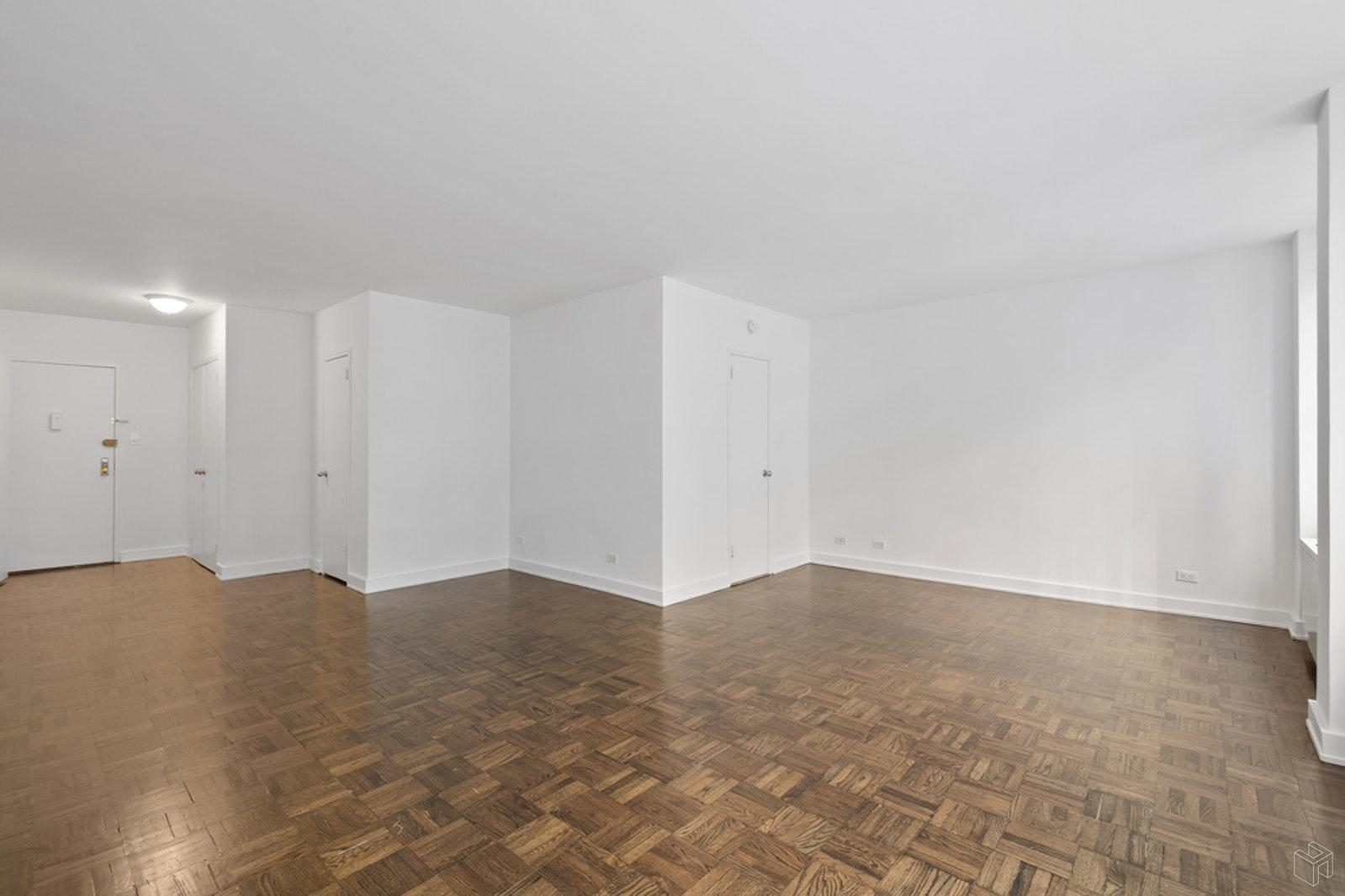 155 EAST 55TH STREET 10B, Midtown East, $2,950, Web #: 19492589