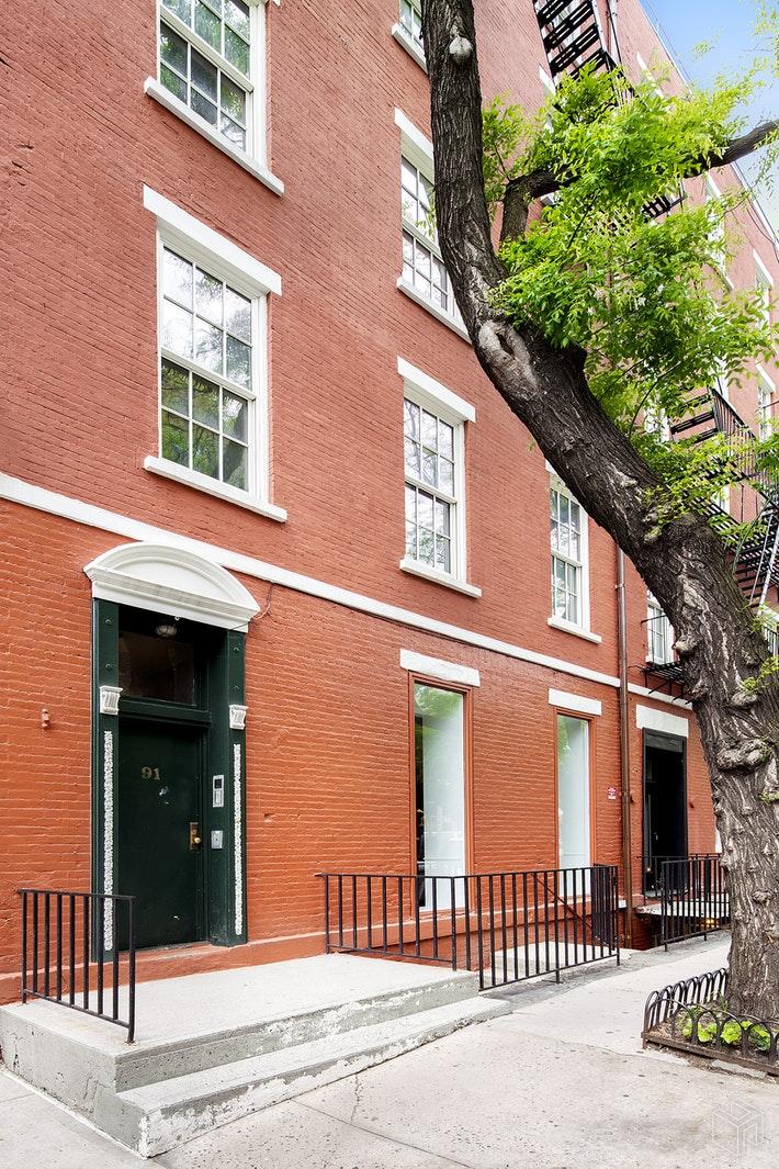 91 CHARLES STREET, West Village, $4,500, Web #: 19560175