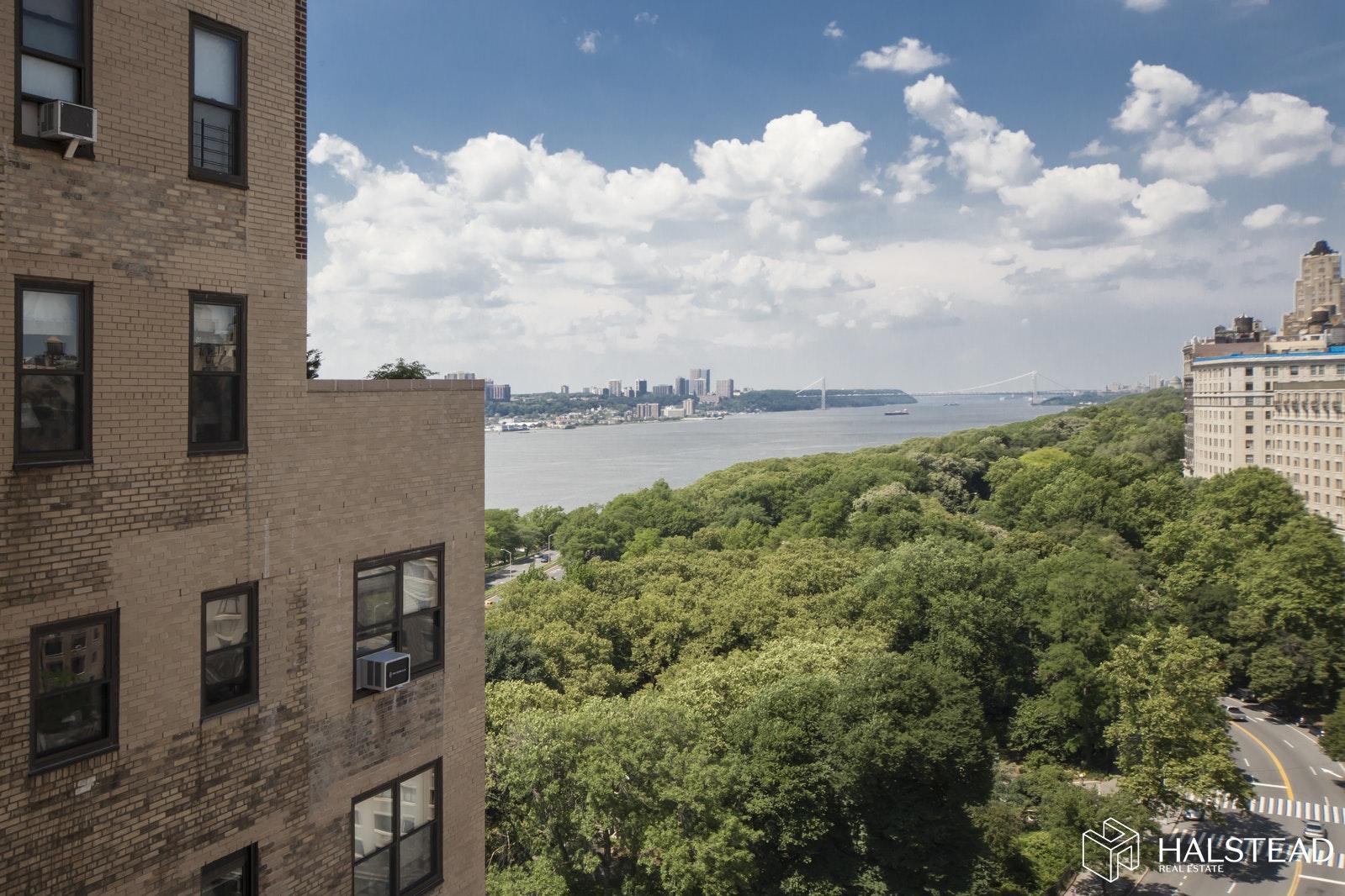 230 RIVERSIDE DRIVE 17M, Upper West Side, $2,500, Web #: 19589973