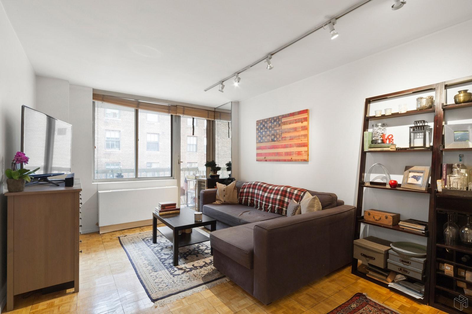 50 LEXINGTON AVENUE, Gramercy Park, $3,300, Web #: 19590014