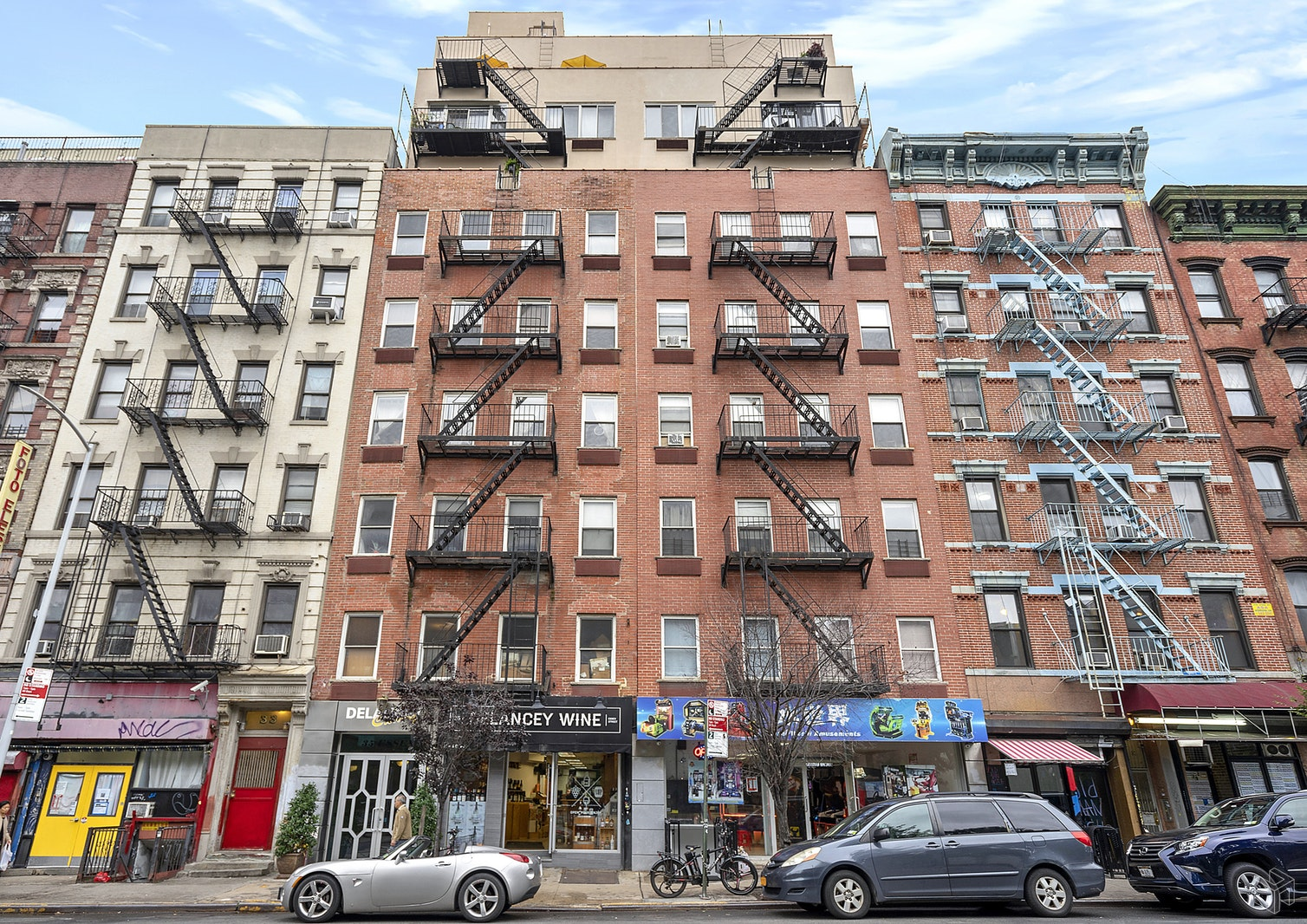35 ESSEX STREET 8B, Lower East Side, $2,895, Web #: 19601451