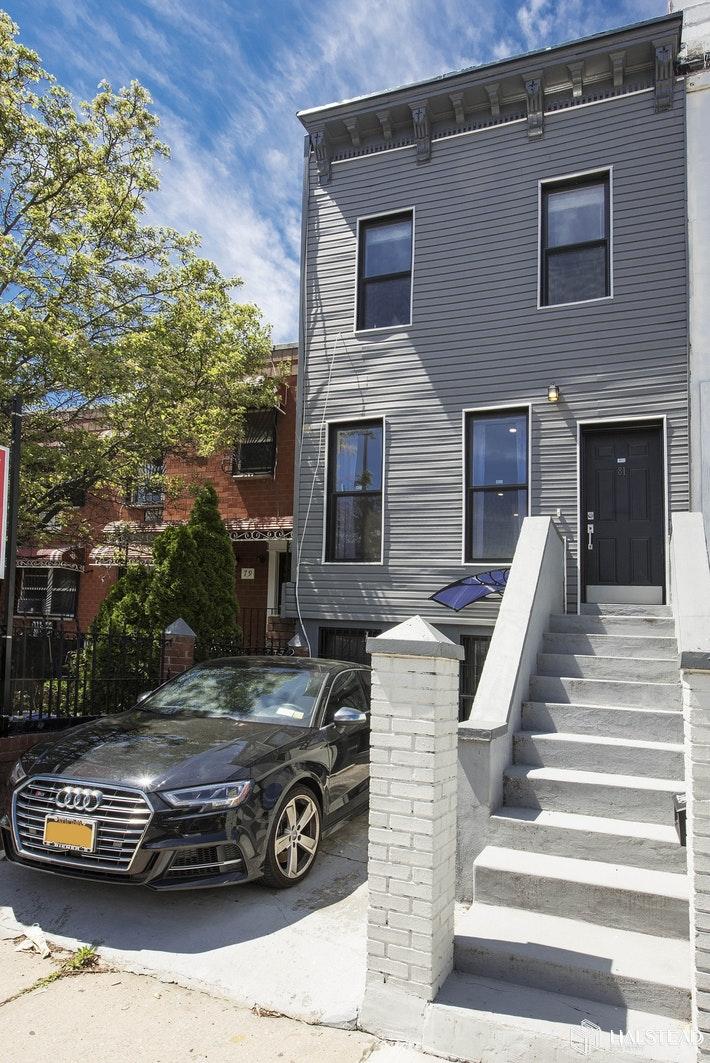81 Menahan Street Bushwick Brooklyn NY 11221