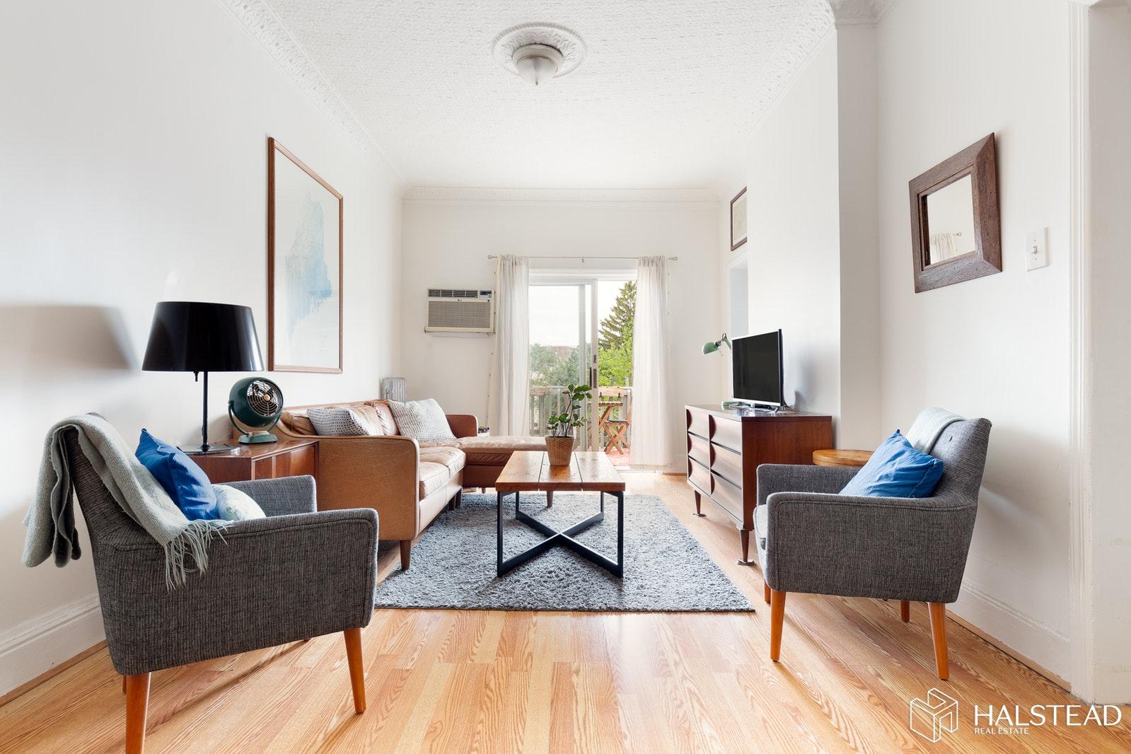 208 GREENWOOD AVENUE 2, Windsor Terrace, $2,900, Web #: 19634112