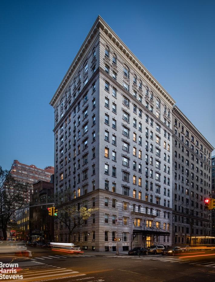 498 WEST END AVENUE 8A, Upper West Side, $3,995,000, Web #: 19637321