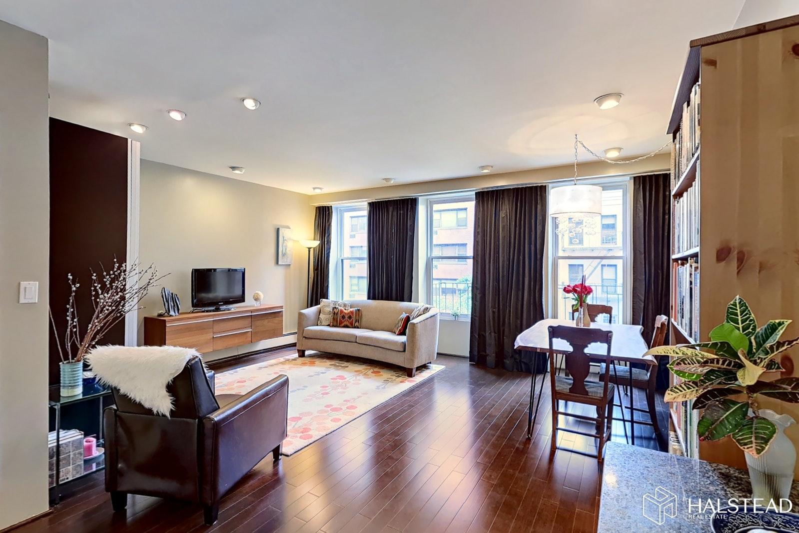 342 EAST 51ST STREET 4AB, Midtown East, $830,000, Web #: 19647919