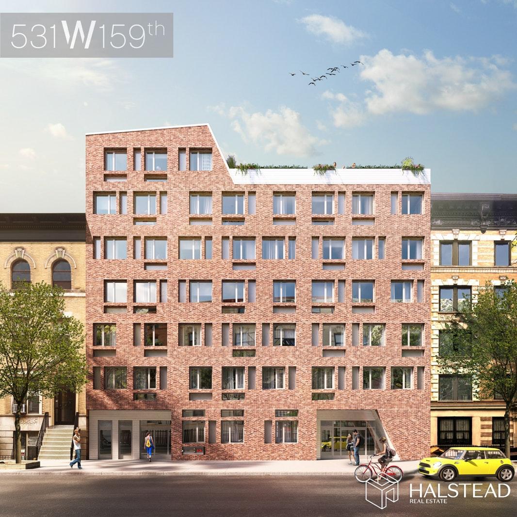 531 WEST 159TH STREET 2A, Washington Heights, $2,050, Web #: 19664565