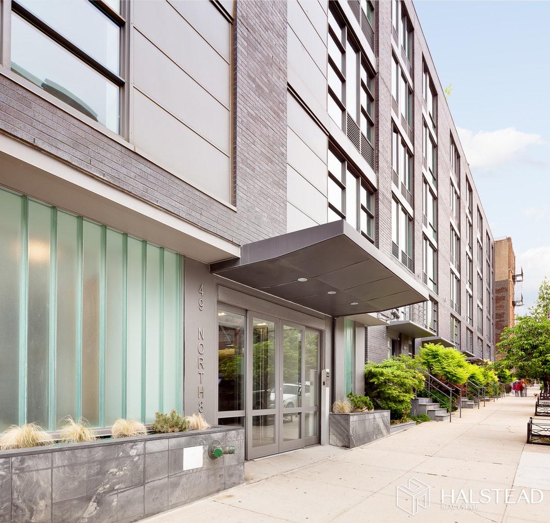49 NORTH 8TH STREET 4D, Williamsburg, $2,399,000, Web #: 19693826