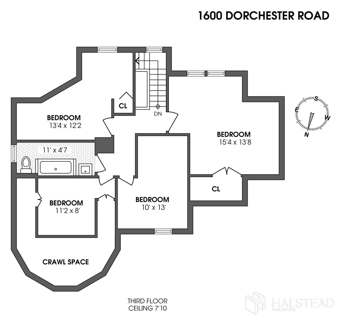 1600 DORCHESTER ROAD, Ditmas Park, $2,000,000, Web #: 19698937