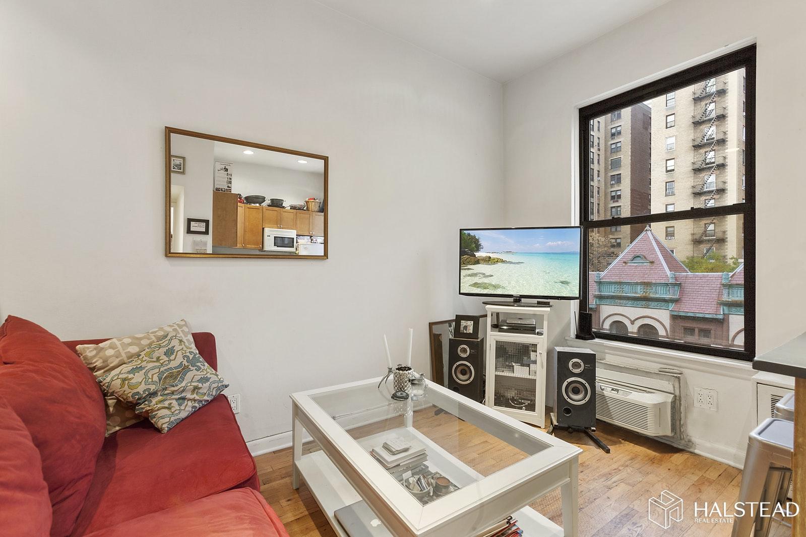 330 WEST 85TH STREET 5E, Upper West Side, $2,850, Web #: 19802446