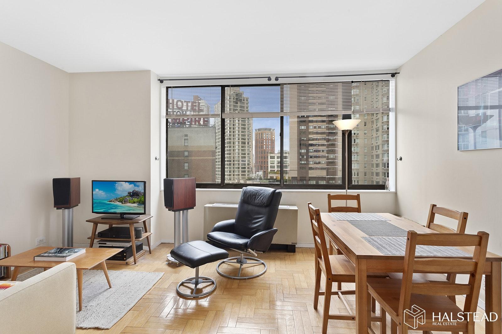 62 WEST 62ND STREET 12C, Upper West Side, $3,295, Web #: 19922920