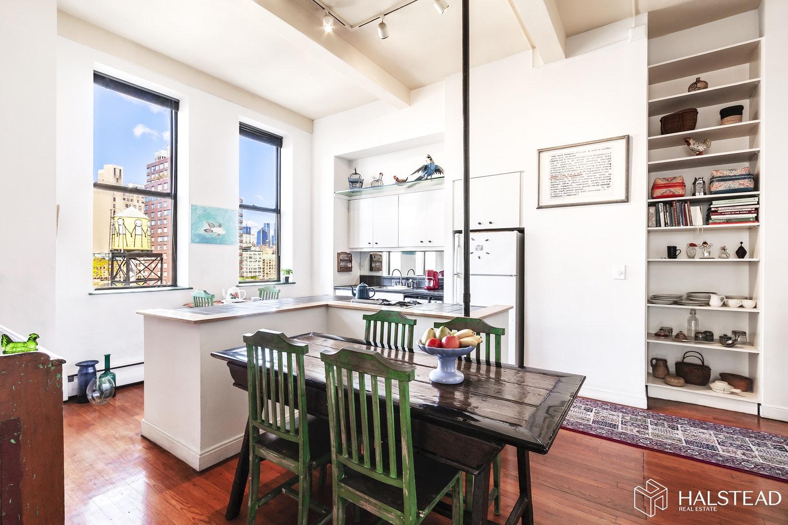 114 EAST 13TH STREET 9B, Greenwich Village, $6,000, Web #: 19923417