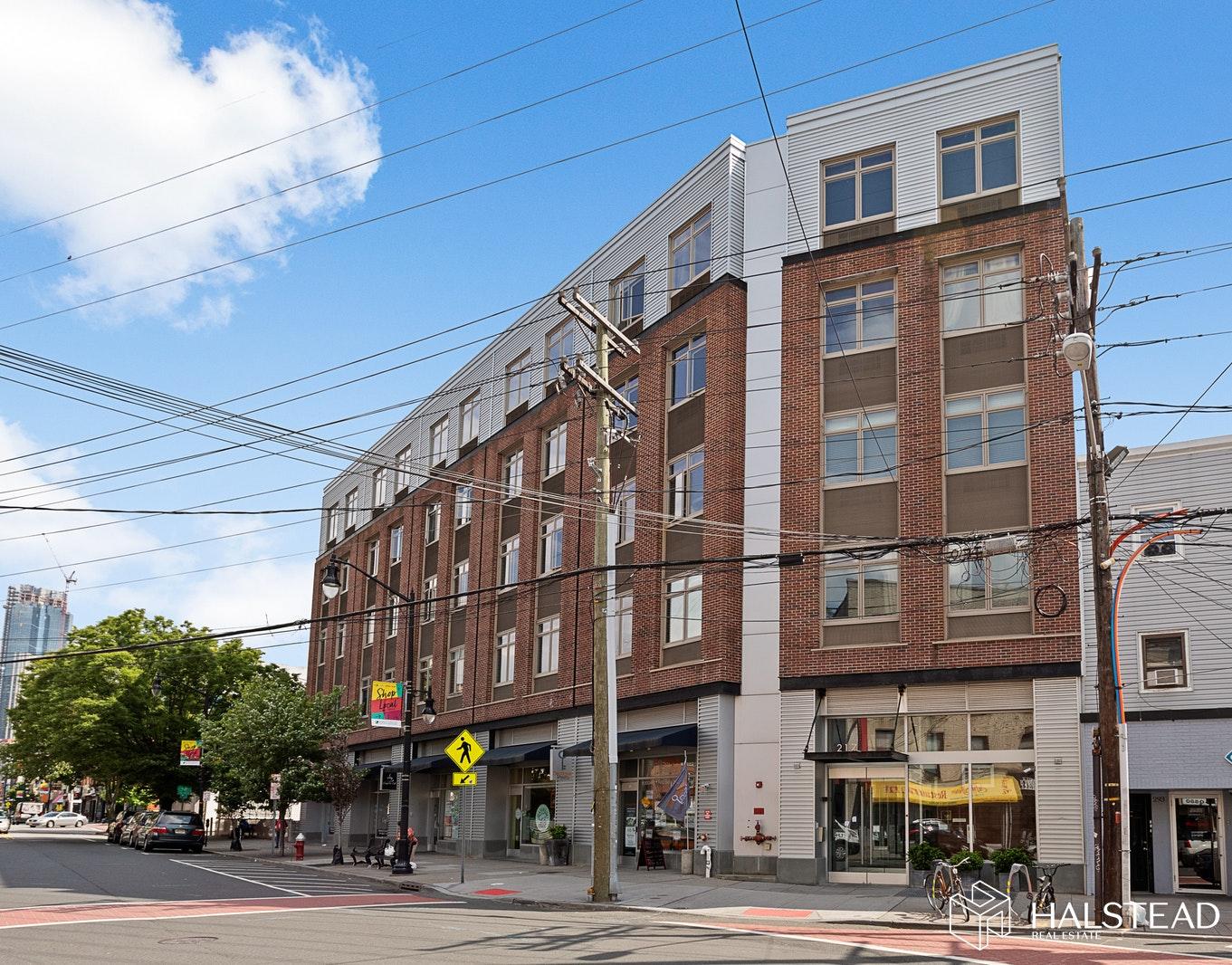 217 NEWARK AVE 209, Jersey City Downtown, $2,850, Web #: 19927873