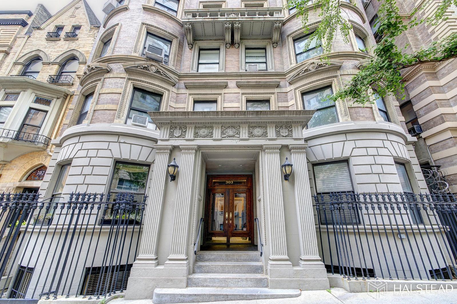 303 WEST 80TH STREET 4D, Upper West Side, $3,650, Web #: 19937896