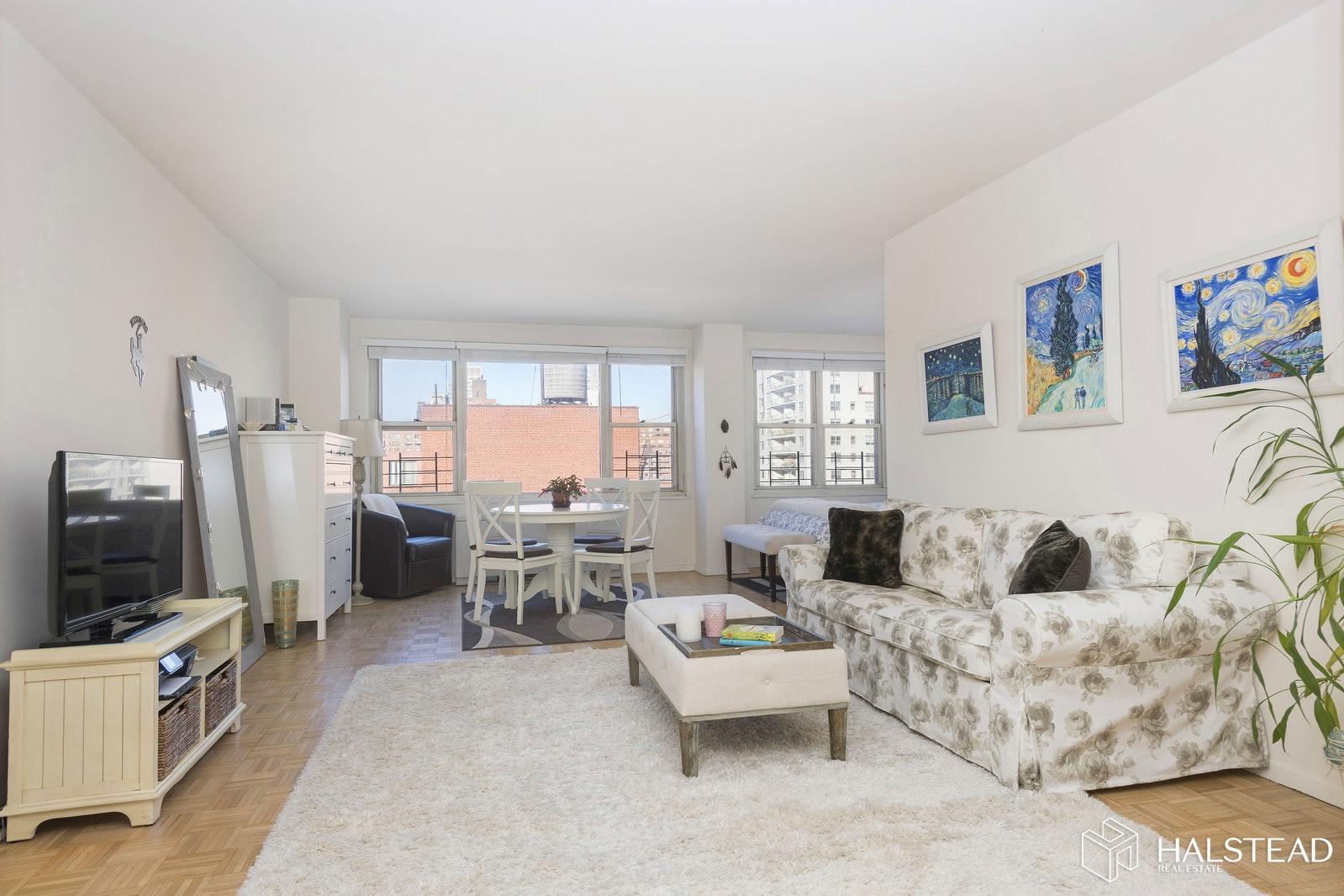 444 EAST 75TH STREET 14B, Upper East Side, $2,800, Web #: 19994355
