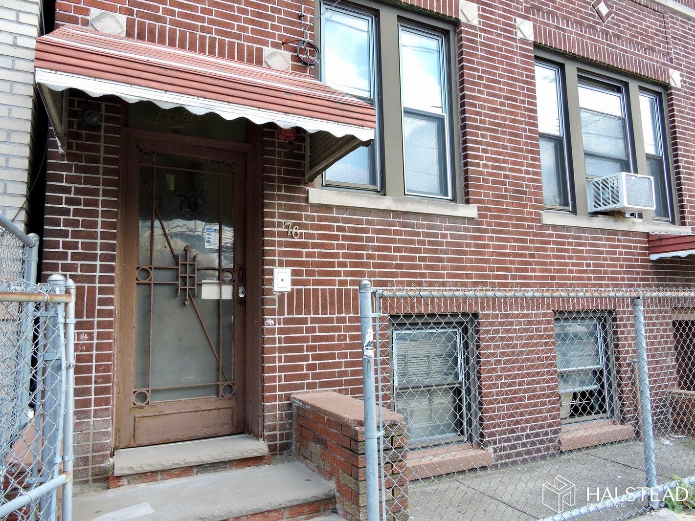 76 ROMAINE AVE 1B, Jersey City, Journal Square, $1,450, Web #: 20055994