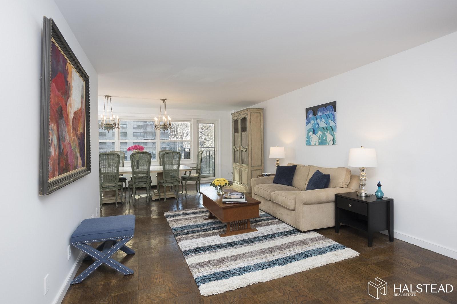 Apartment for sale at 150 West End Avenue, Apt 4L