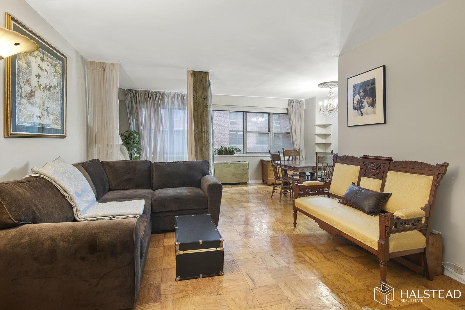 211 EAST 53RD STREET 3M, Midtown East, $485,000, Web #: 20063099