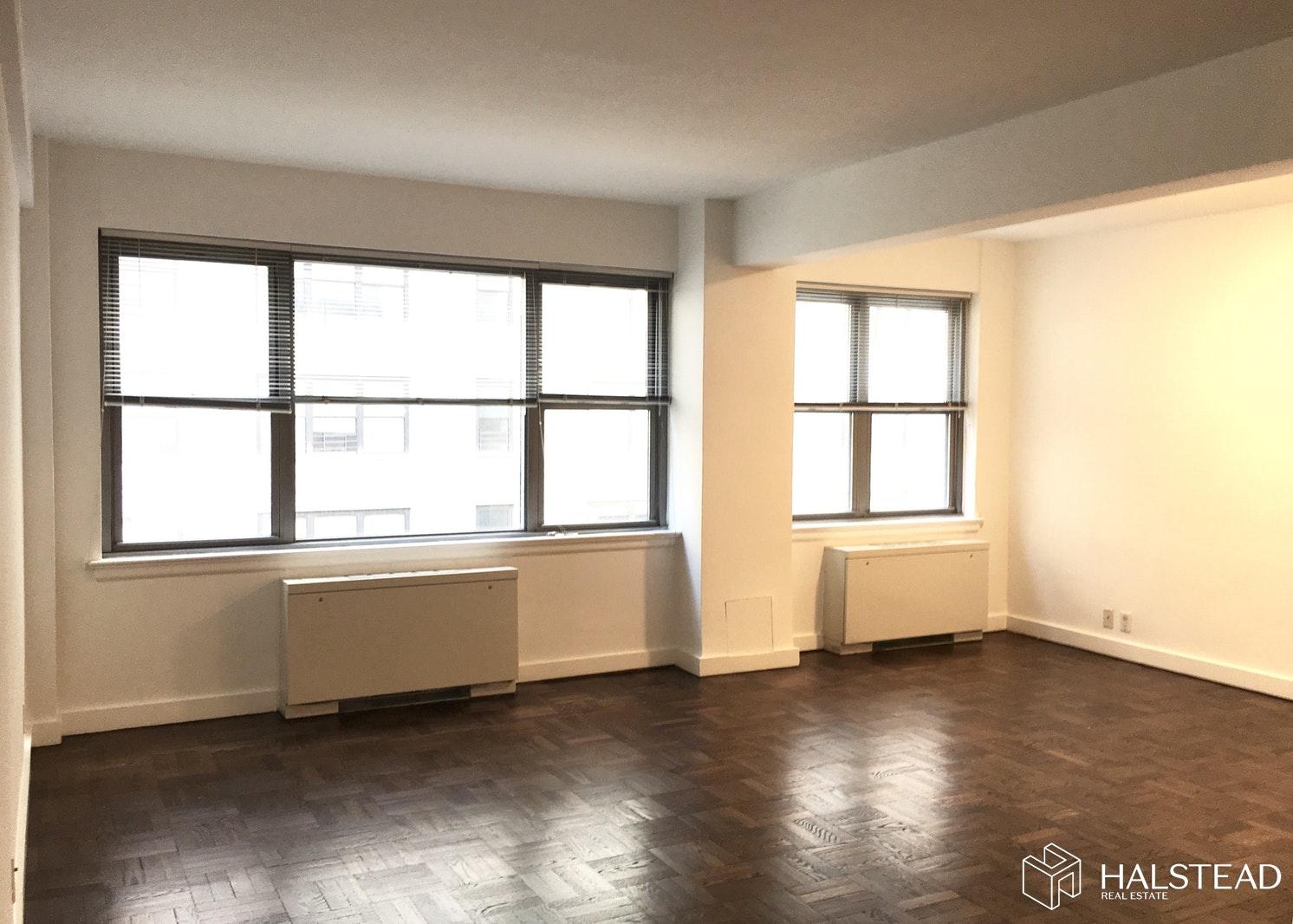 210 EAST 58TH STREET 3J, Midtown East, $2,900, Web #: 20066655