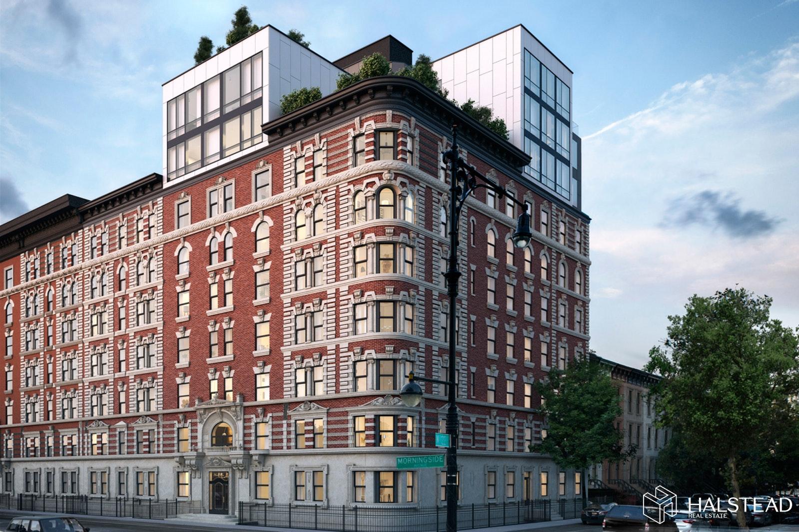 92 Morningside Avenue West Harlem New York NY 10027