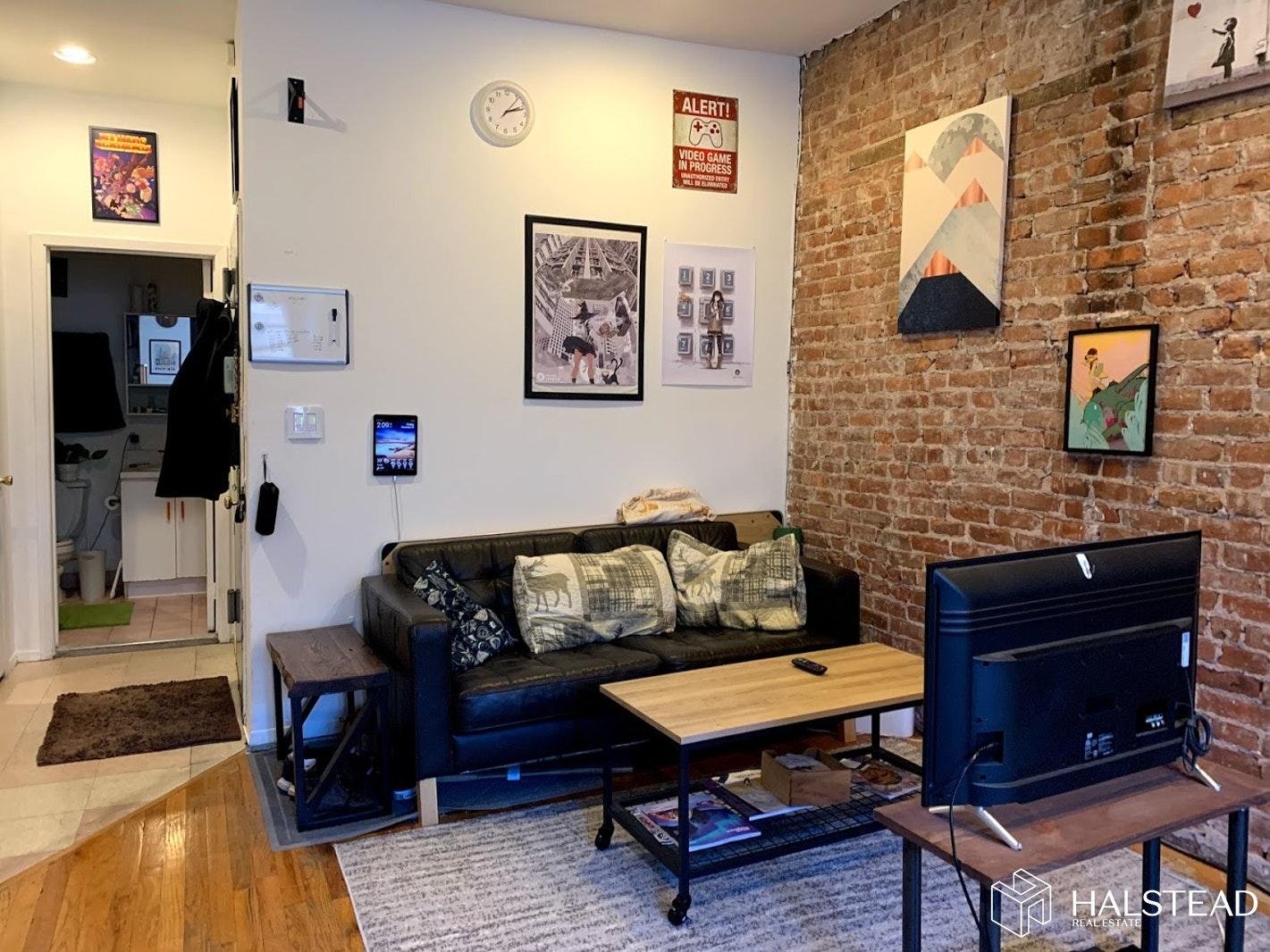 402 7TH AVENUE 3D, Park Slope, $1,700, Web #: 20178979