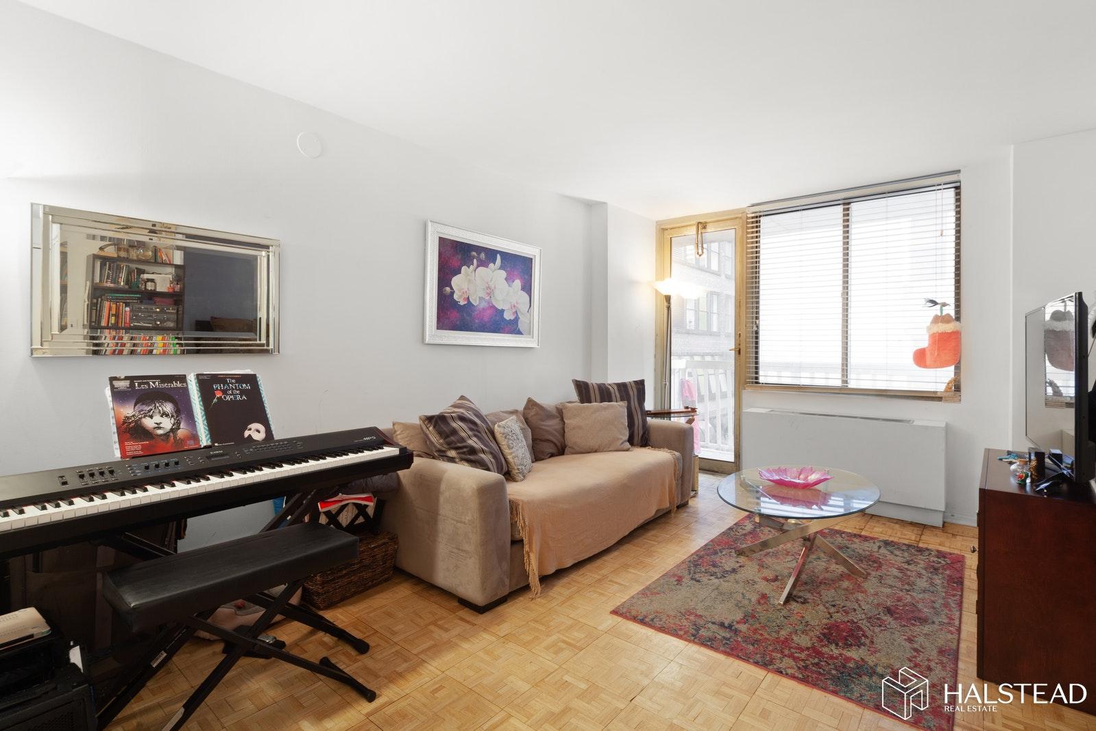 50 LEXINGTON AVENUE, Gramercy Park, $3,250, Web #: 20195283