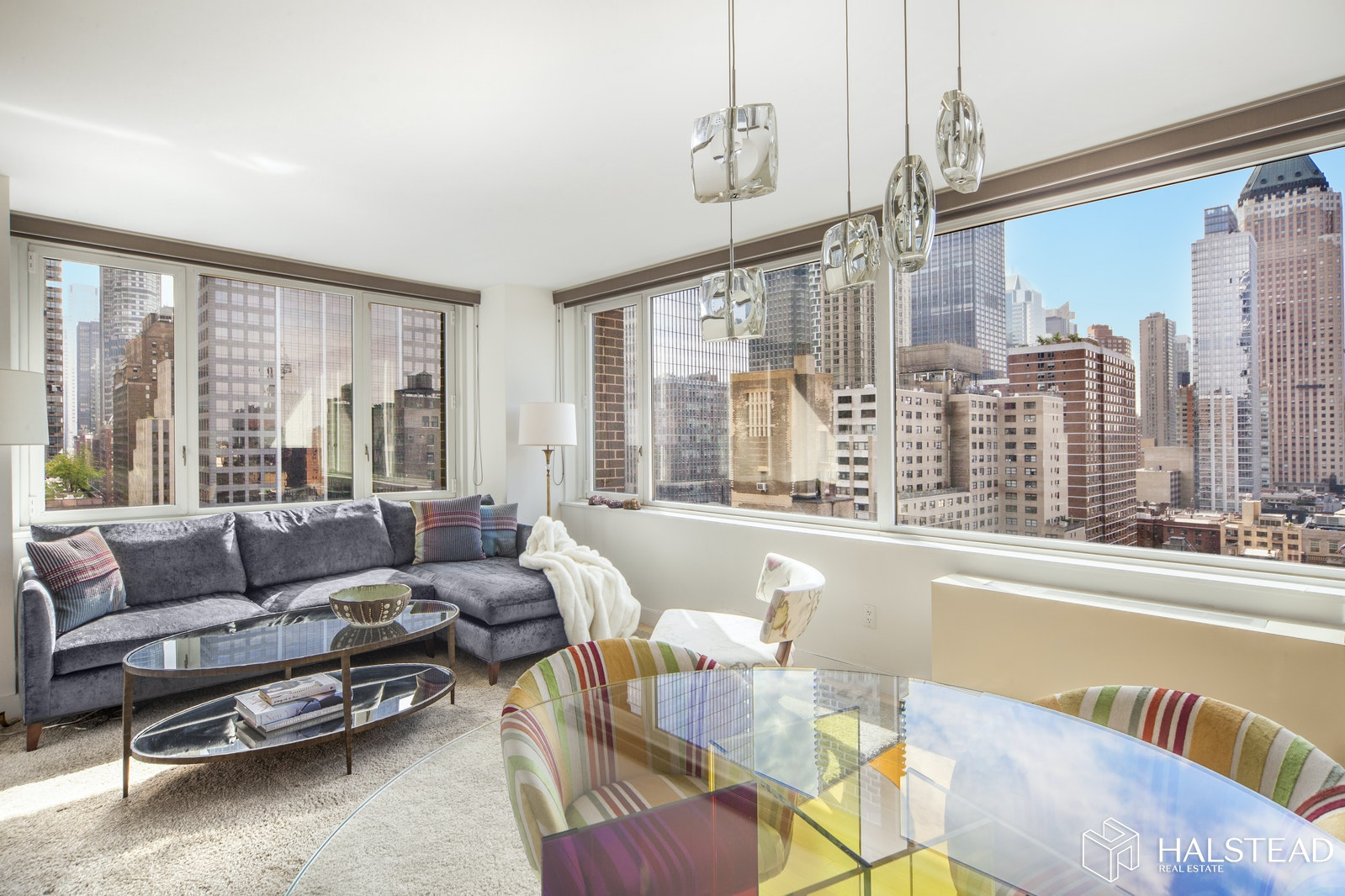 322 WEST 57TH STREET 22S, Midtown West, $5,975, Web #: 20210886