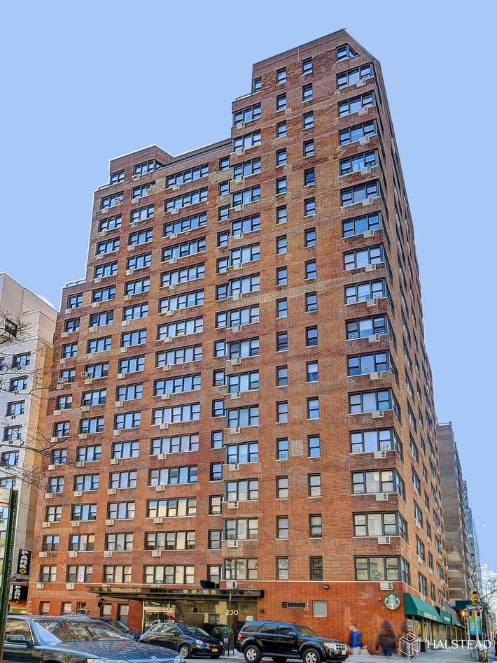 200 EAST 15TH STREET 3F, Gramercy Park, $3,000, Web #: 20227438
