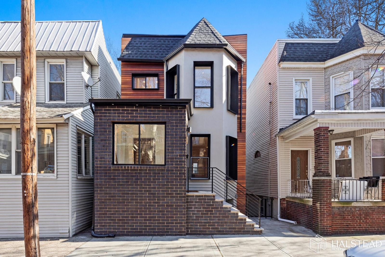 156 NESBIT STREET, Weehawken, $1,100,000, Web #: 20239165