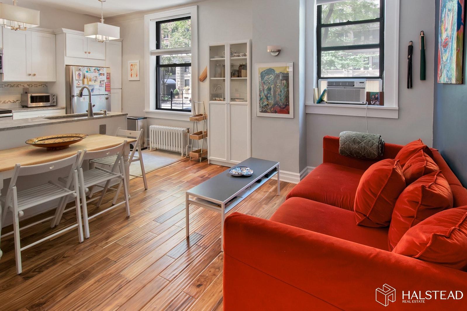 Apartment for sale at 514 West End Avenue, Apt 1B