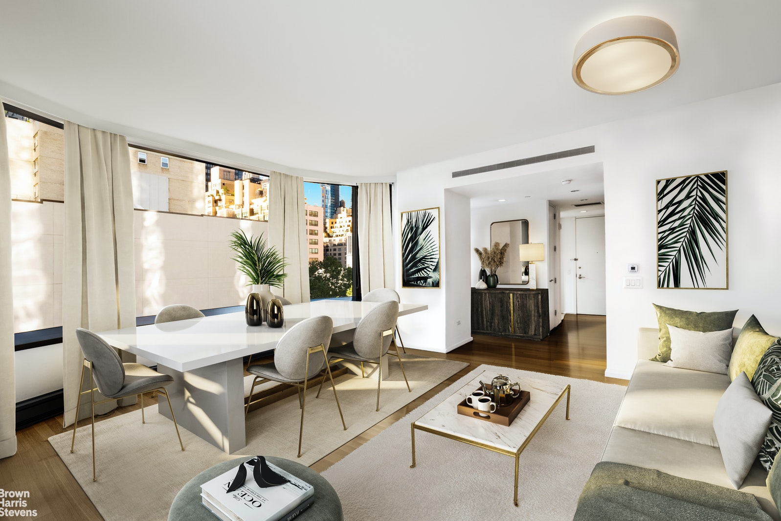 50 UNITED NATIONS PLAZA 7D, Midtown East, $1,595,000, Web #: 20333144