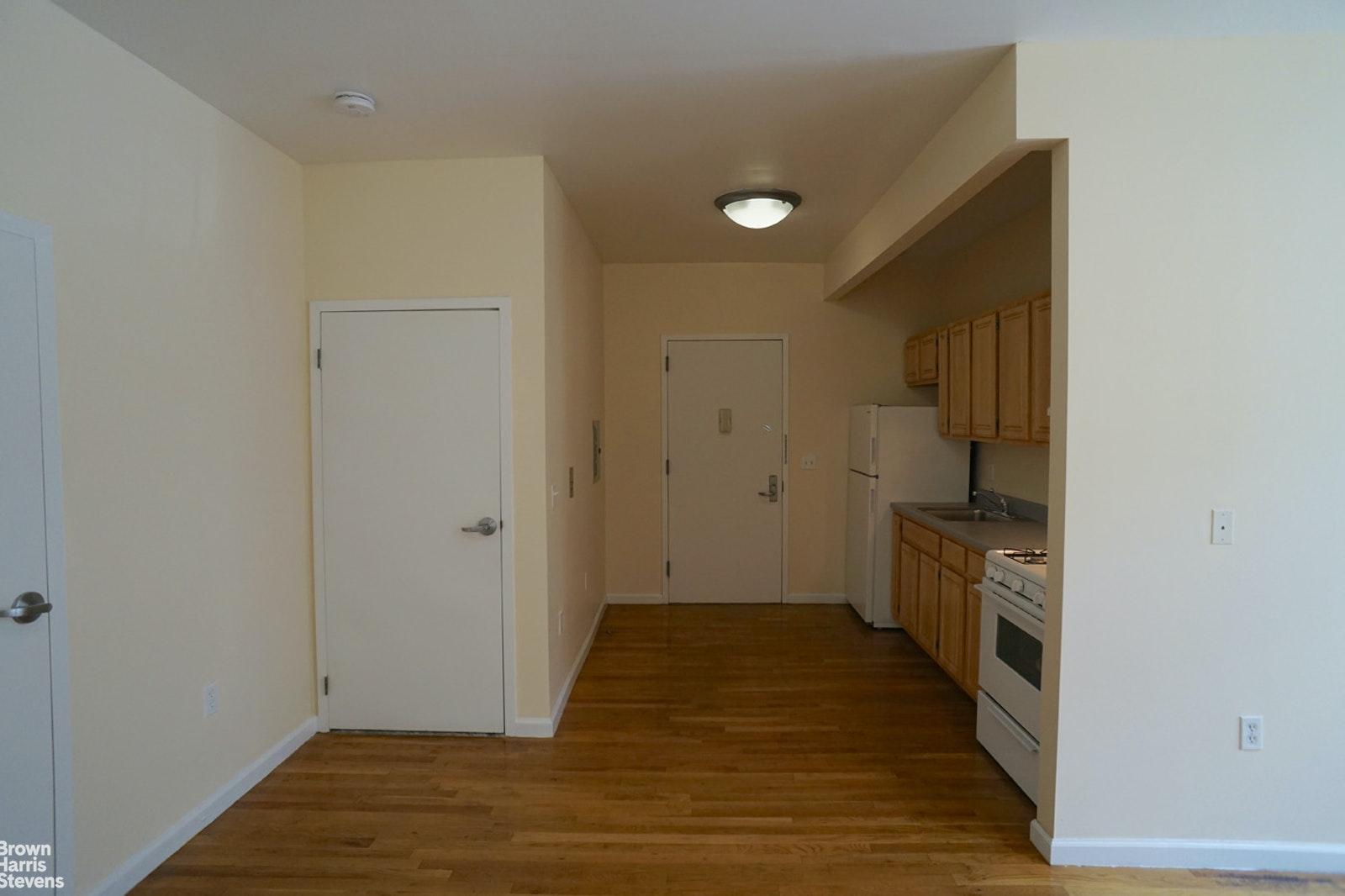 1311 HALSEY STREET 1A, Bushwick, $1,500, Web #: 20496620
