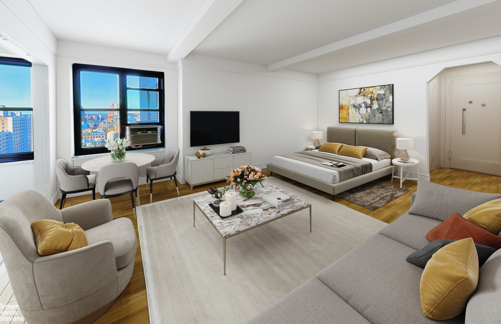 Apartment for sale at 300 West 23rd Street, Apt 16N
