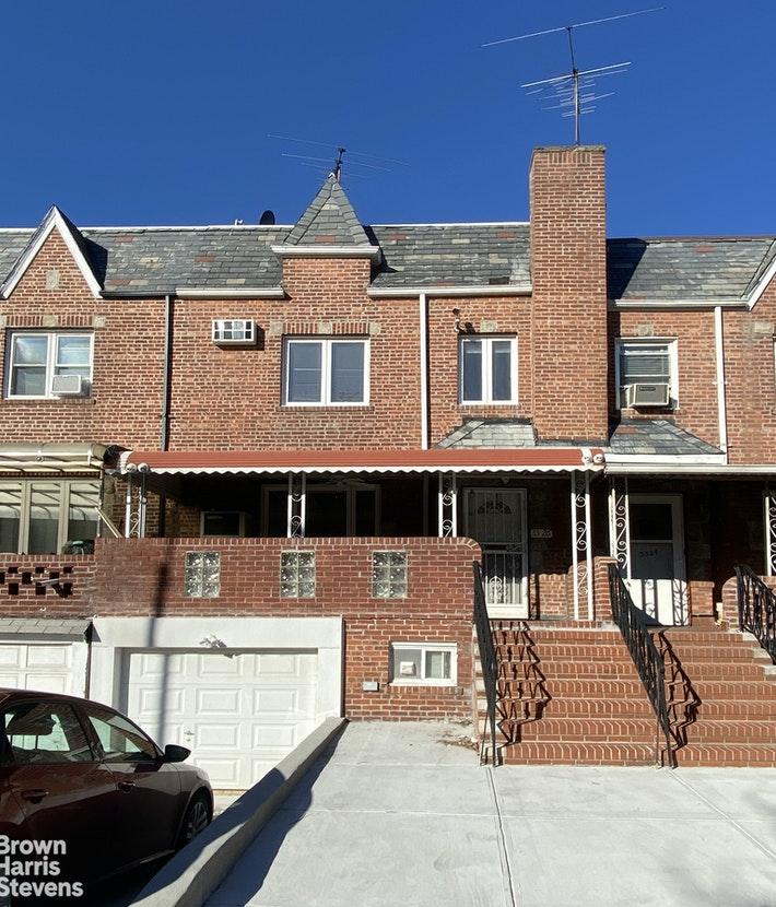 RARE-TO-MARKET 3 BED BRICK HOUSE, Jackson Heights, $1,200,000, Web #: 20757097