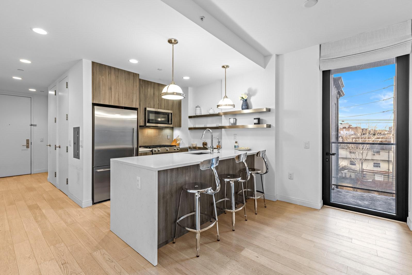 160 1ST ST 415, Jersey City Downtown, $599,000, Web #: 20823183